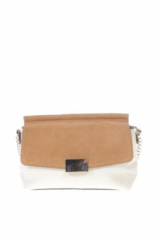 Γυναικεία τσάντα H&M, Χρώμα Εκρού, Κλωστοϋφαντουργικά προϊόντα, Τιμή 12,12€