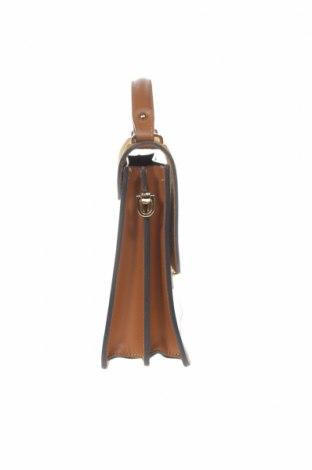 Γυναικεία τσάντα Maison Heritage, Χρώμα Καφέ, Γνήσιο δέρμα, Τιμή 63,71€