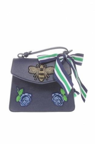 Дамска чанта Mayoral, Цвят Син, Еко кожа, Цена 58,50лв.