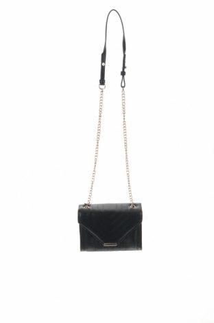 Дамска чанта Object, Цвят Черен, Еко кожа, Цена 30,87лв.