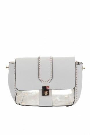 Γυναικεία τσάντα Parfois, Χρώμα Λευκό, Δερματίνη, πολυουρεθάνης, Τιμή 9,12€