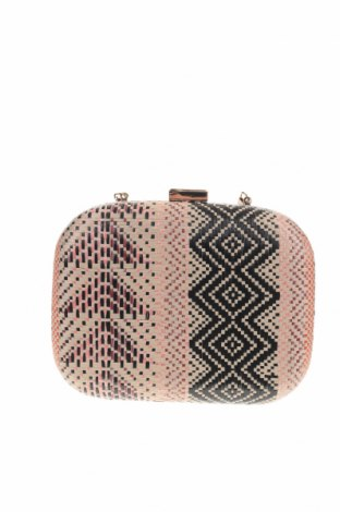 Дамска чанта Reserved, Цвят Многоцветен, Други тъкани, Цена 23,52лв.