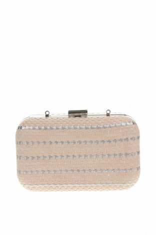 Дамска чанта Reserved, Цвят Бежов, Еко кожа, Цена 23,52лв.