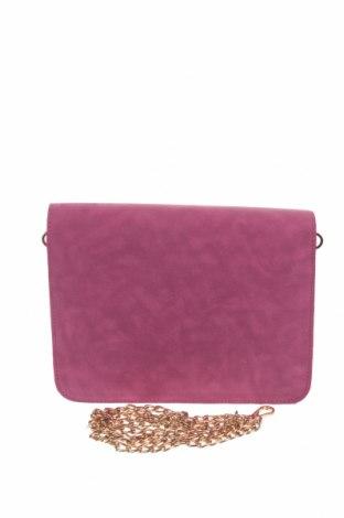 Дамска чанта Vero Moda, Цвят Розов, Еко кожа, Цена 36,75лв.