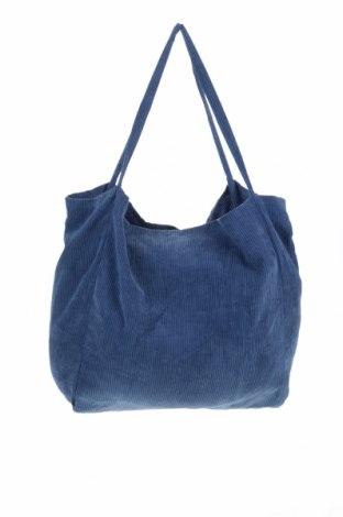 Τσάντα Y.A.S, Χρώμα Μπλέ, Κλωστοϋφαντουργικά προϊόντα, Τιμή 12,68€