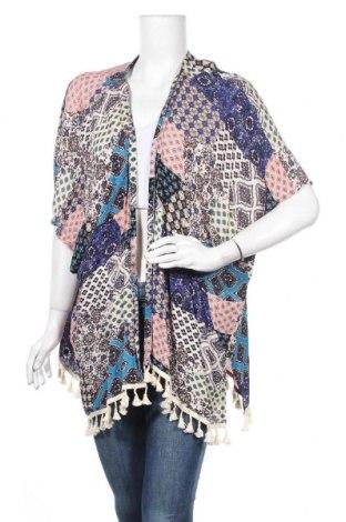 Γυναικεία ζακέτα, Μέγεθος XL, Χρώμα Πολύχρωμο, Βισκόζη, Τιμή 5,23€