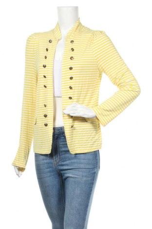 Дамска жилетка, Размер M, Цвят Жълт, Цена 19,85лв.