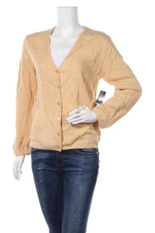 Γυναικεία ζακέτα, Μέγεθος S, Χρώμα  Μπέζ, Πολυακρυλικό, Τιμή 8,18€
