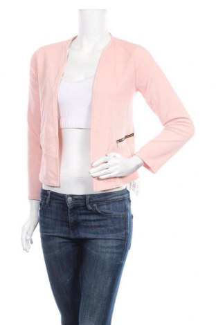 Дамска жилетка, Размер M, Цвят Розов, 92% полиестер, 8% еластан, Цена 25,94лв.