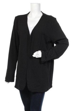 Дамска жилетка, Размер XL, Цвят Черен, Цена 9,24лв.