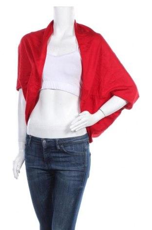 Дамска жилетка, Размер M, Цвят Червен, Цена 6,28лв.