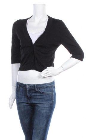 Дамска жилетка, Размер M, Цвят Черен, Цена 6,30лв.