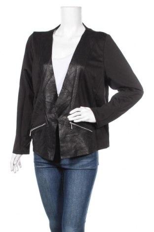 Γυναικεία ζακέτα Bagoraz, Μέγεθος S, Χρώμα Μαύρο, 72% βισκόζη, 28% μαλλί, Τιμή 6,37€