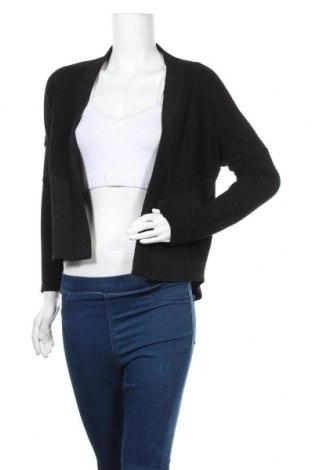 Дамска жилетка Body Flirt, Размер M, Цвят Черен, 93% полиестер, 7% еластан, Цена 6,40лв.