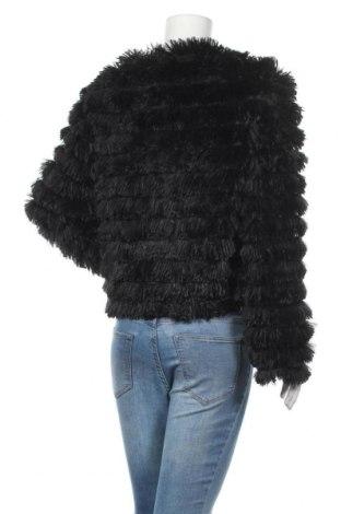 Дамско палто Camomilla, Размер L, Цвят Черен, Полиестер, Цена 129,00лв.