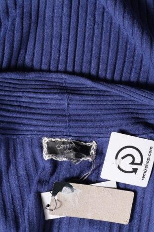 Дамска жилетка Camomilla, Размер L, Цвят Син, Цена 13,80лв.