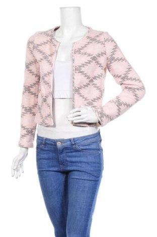 Дамска жилетка Esprit, Размер S, Цвят Розов, 68% памук, 21% полиестер, 11% вискоза, Цена 11,76лв.