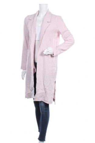 Дамска жилетка Even&Odd, Размер M, Цвят Розов, 95% полиестер, 5% еластан, Цена 12,86лв.