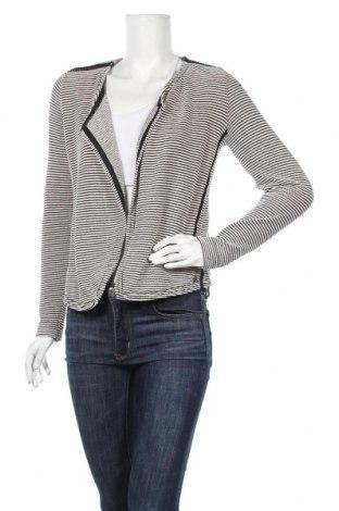 Дамска жилетка Garcia Jeans, Размер M, Цвят Черен, 70% памук, 30% полиестер, Цена 24,57лв.