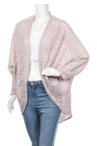 Γυναικεία ζακέτα H&M Divided, Μέγεθος M, Χρώμα Ρόζ , Τιμή 5,23€