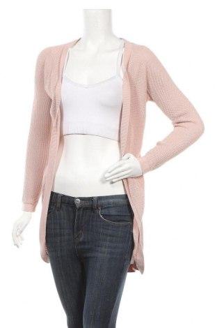 Γυναικεία ζακέτα Hallhuber, Μέγεθος XS, Χρώμα Ρόζ , 55% βαμβάκι, 45% βισκόζη, Τιμή 22,41€