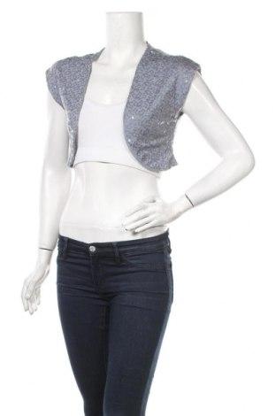 Γυναικεία ζακέτα Hallhuber, Μέγεθος S, Χρώμα Μπλέ, 92% βισκόζη, 8% ελαστάνη, Τιμή 16,56€