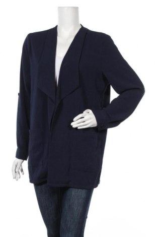 Γυναικεία ζακέτα Janina, Μέγεθος L, Χρώμα Μπλέ, Τιμή 6,24€