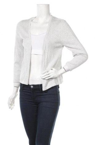 Дамска жилетка Just Jeans, Размер L, Цвят Сив, 60% памук, 40% вискоза, Цена 7,09лв.