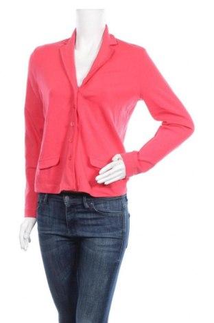 Γυναικεία ζακέτα Margittes, Μέγεθος L, Χρώμα Ρόζ , 95% βαμβάκι, 5% ελαστάνη, Τιμή 10,46€