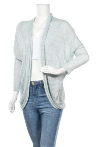Γυναικεία ζακέτα Miss Selfridge, Μέγεθος M, Χρώμα Μπλέ, 51% βισκόζη, 47% πολυεστέρας, 2% ελαστάνη, Τιμή 16,24€