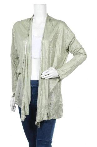 Дамска жилетка Monoprix Femme, Размер L, Цвят Зелен, Цена 6,55лв.