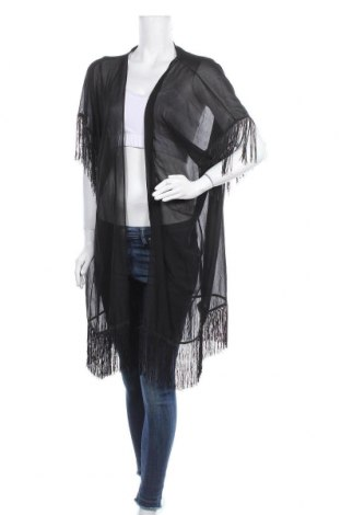 Γυναικεία ζακέτα Soya Concept, Μέγεθος L, Χρώμα Μαύρο, Πολυεστέρας, Τιμή 5,91€