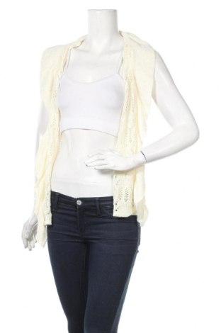Дамска жилетка Takeout, Размер L, Цвят Бял, Акрил, Цена 5,67лв.