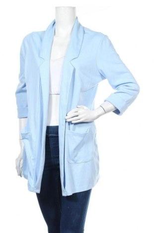 Γυναικεία ζακέτα Up 2 Fashion, Μέγεθος XL, Χρώμα Μπλέ, Τιμή 14,81€
