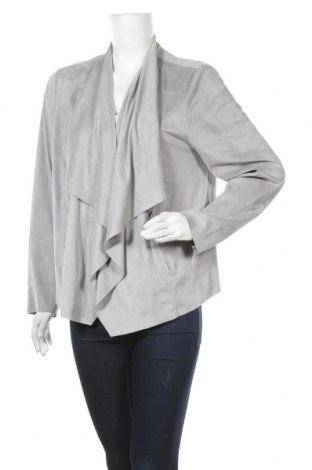 Γυναικεία ζακέτα Up 2 Fashion, Μέγεθος XL, Χρώμα Γκρί, 88% πολυεστέρας, 12% ελαστάνη, Τιμή 5,91€