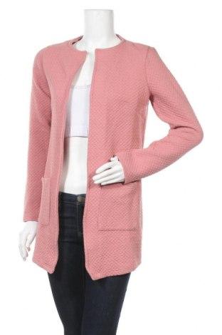 Γυναικεία ζακέτα Up 2 Fashion, Μέγεθος L, Χρώμα Ρόζ , 54% πολυεστέρας, 44% βαμβάκι, 2% ελαστάνη, Τιμή 11,69€