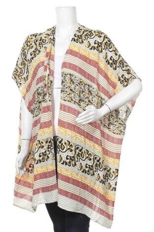 Γυναικεία ζακέτα Vila, Μέγεθος M, Χρώμα Πολύχρωμο, Βισκόζη, Τιμή 7,80€