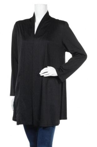 Γυναικεία ζακέτα Women's Selection, Μέγεθος XL, Χρώμα Μαύρο, Πολυεστέρας, Τιμή 10,43€