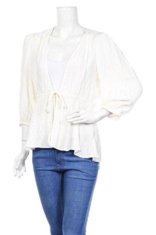 Γυναικεία ζακέτα Y.A.S, Μέγεθος M, Χρώμα Λευκό, Βισκόζη, Τιμή 6,70€