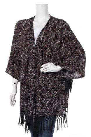 Дамска жилетка Yessica, Размер XL, Цвят Многоцветен, Вискоза, Цена 7,35лв.