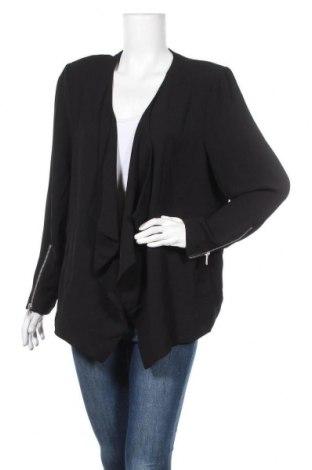 Γυναικεία ζακέτα Yessica, Μέγεθος XL, Χρώμα Μαύρο, Πολυεστέρας, Τιμή 5,85€