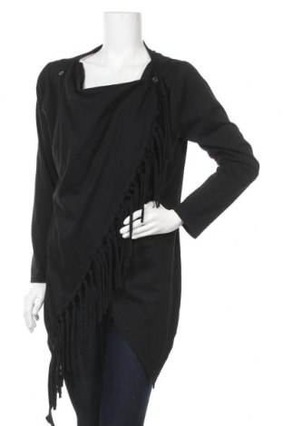 Дамска жилетка Zanzea, Размер XL, Цвят Черен, Цена 22,94лв.