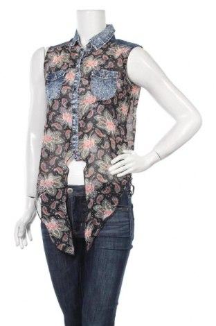 Γυναικείο πουκάμισο Best Emilie, Μέγεθος M, Χρώμα Πολύχρωμο, Πολυεστέρας, Τιμή 3,64€