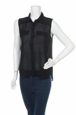 Дамска риза Outfitters Nation, Размер M, Цвят Черен, Цена 4,82лв.