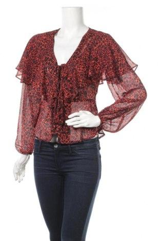 Γυναικείο πουκάμισο Topshop, Μέγεθος S, Χρώμα Πολύχρωμο, Πολυεστέρας, Τιμή 18,09€