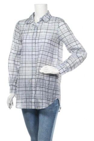 Дамска риза Vero Moda, Размер S, Цвят Син, Цена 10,40лв.