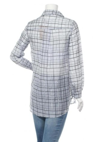 Дамска риза Vero Moda, Размер S, Цвят Син, Цена 11,96лв.