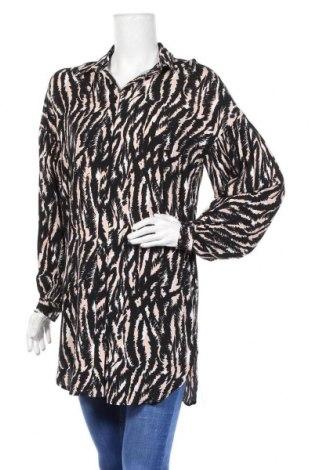 Дамска риза Vero Moda, Размер S, Цвят Многоцветен, Вискоза, Цена 11,80лв.