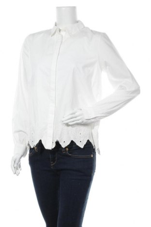 Дамска риза Vila, Размер M, Цвят Бял, Цена 12,30лв.