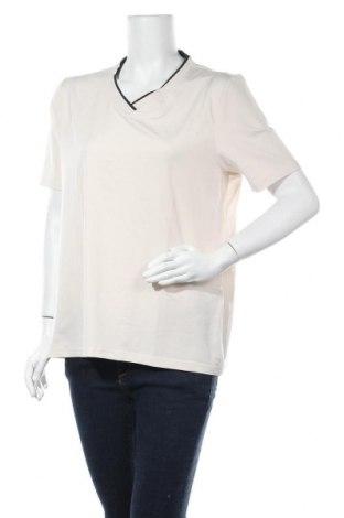Дамска тениска Crane, Размер L, Цвят Бежов, 95% полиестер, 5% еластан, Цена 16,80лв.